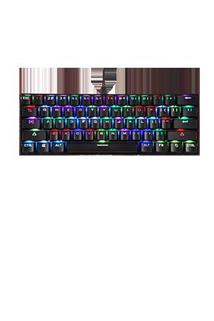 CK61 RGB Mekanik Klavye