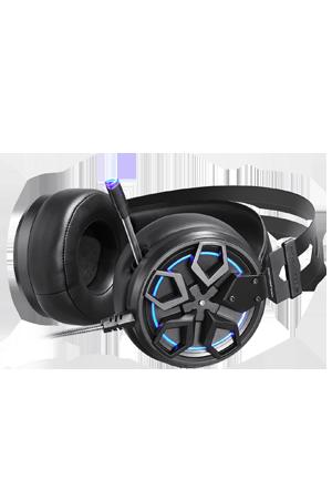 H60 Led aydınlatmalı oyuncu kulaklık