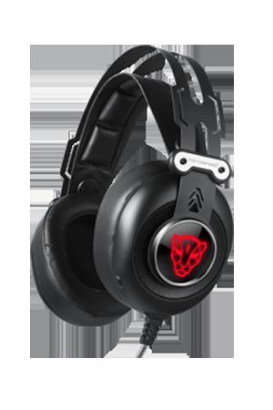 H80 Led aydınlatmalı oyuncu kulaklık