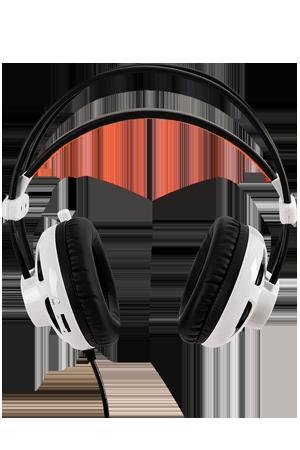 A90 Led aydınlatmalı oyuncu kulaklık
