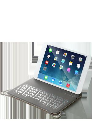 BK20 Bluetooth klavye deri çanta