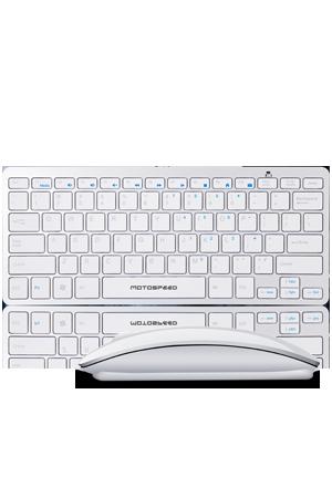 G9000 Kablosuz ince ve şık Klavye ve Mouse set