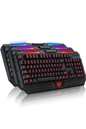 K60L Backlight Oyun Klavye