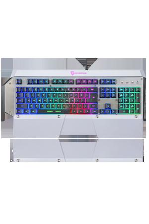 K800 Rainbow Backlight Oyun Klavye