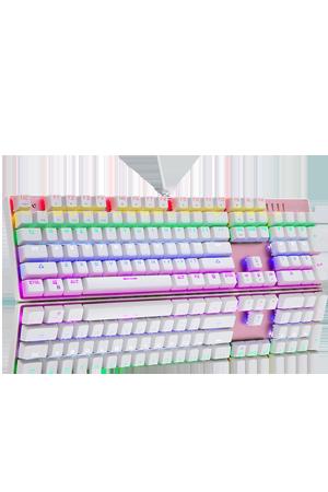 K84(CK104) RGB Mekanik Klavye