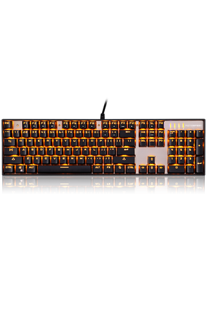 K86 Backlight Mekanik Klavye